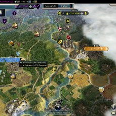 Civilization 5 Into the Renaissance France Deity First Protestant influence