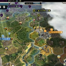 Civilization 5 Into the Renaissance France Deity Dutch Citadel
