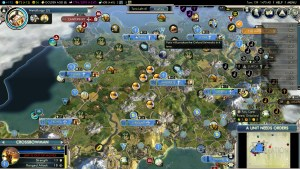 Civilization 5 Into the Renaissance France Deity Time Oxford University with your Research