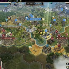 Civilization 5 Into the Renaissance France Deity Spain makes peace with Almohads