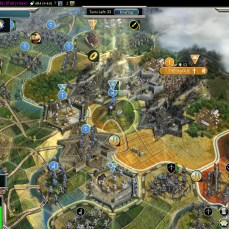 Civilization 5 Into the Renaissance France Deity War vs Netherlands