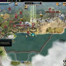 Civilization 5 Into the Renaissance Spain Deity Cathedrals in all Cities