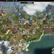 Civilization 5 Into the Renaissance Spain Deity Southern France