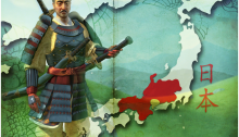 Civilization 5 Oda Nobunaga