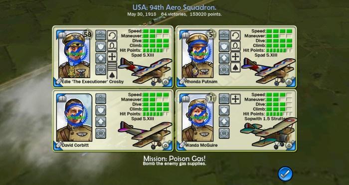 Sid Meiers Ace Patrol American Campaign Legendary Pilot
