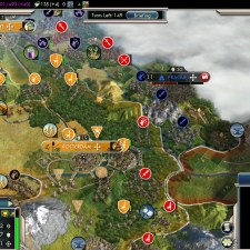 Civilization 5 Into the Renaissance Netherlands Deity - Austrian Onslaught
