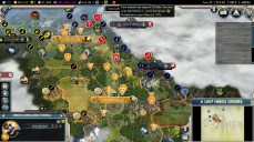 Civilization 5 Into the Renaissance Netherlands Deity - Unit Support Exceeded