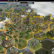 Civilization 5 Into the Renaissance Netherlands Deity - Russian Onslaught