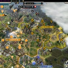 Civilization 5 Into the Renaissance Netherlands Deity - Defend Citadels