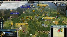 Civilization 5 Into the Renaissance Russia Deity - Homeland Defense