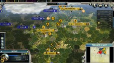 Civilization 5 Into the Renaissance Russia Deity - Close off the Land