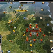 Civilization 5 Into the Renaissance Yokes on the Mongols - Mongol Spawn