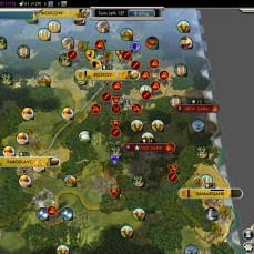 Civilization 5 Into the Renaissance Yokes on the Mongols - Golden Horde