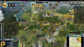 Civilization 5 Into the Renaissance Yokes on the Mongols - Baltics
