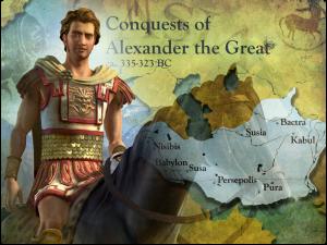 Civilization 5 Alexander