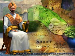 Civilization 5 Gilgamesh