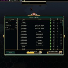 Civilization 5 Conquest of the New World England Deity - Military Might