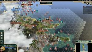 Civilization 5 Conquest of the New World Tea and Crumpets for Everyone - Invade Aztecs