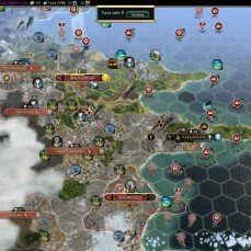 Civilization 5 Conquest of the New World Tea and Crumpets for Everyone - Aztecs Defeated