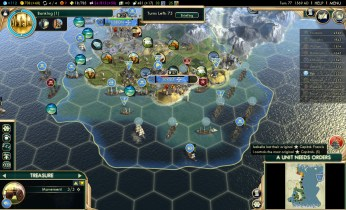 Civilization 5 Conquest of the New World France Deity - Seville