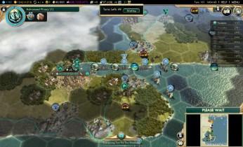 Civilization 5 Conquest of the New World France Deity - Moson Kahni