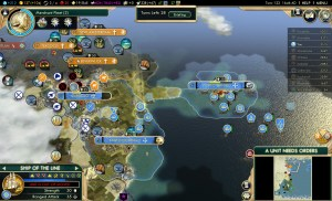 Civilization 5 Conquest of the New World France Deity - Portugal's Colonies