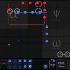 SpaceChem Challenge: In-place Swap Reactor 1
