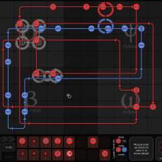SpaceChem Falling Reactor 1