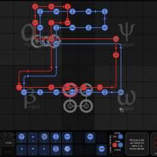 SpaceChem Falling Reactor 2