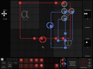 SpaceChem Nothing Works Reactor 1