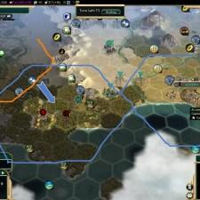 Civilization 5 Conquest of the New World Shoshone Deity - Last good spot
