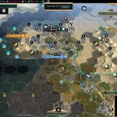 Civilization 5 Conquest of the New World Shoshone Deity - Battle for Yanomami