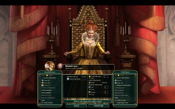 Civilization 5 Conquest of the New World Shoshone Deity - Bribe England