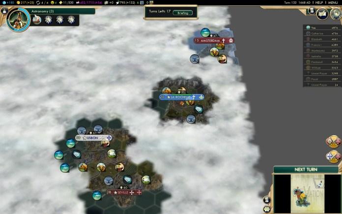 Civilization 5 Conquest of the New World Shoshone Deity - Spain vs Portugal