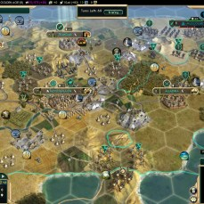 Conquest of the New World Native American Strategy Shoshone fail - block all land