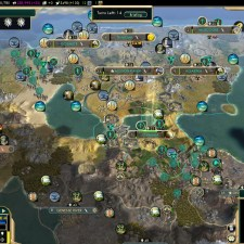 Conquest of the New World Native American Strategy Shoshone fail - Strong too late