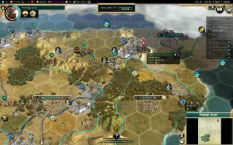 Conquest of the New World Native American Strategy Shoshone fail 2 - Block the Land