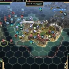 Civilization 5 Conquest of the New World Spain Deity - Prepare for Portugal