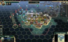 Civilization 5 Conquest of the New World Spain Deity - Prepare for Portugal