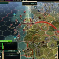 Civilization 5 Conquest of the New World Spain Deity - Bombard Mainland