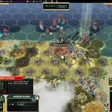 Civilization 5 Conquest of the New World Spain Deity - Moson Kahni