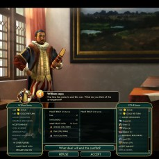 Civilization 5 Conquest of the New World Spain Deity - Dutch Cities (Peace #2)