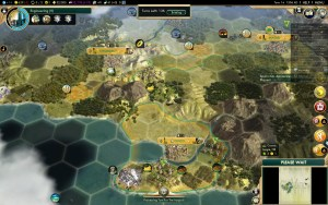 Civilization 5 Conquest of the New World Inca Deity Game 1: Early war with NL and EN