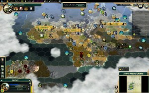 Civilization 5 Conquest of the New World Inca Deity Game 4: Unfortunate Peninsula