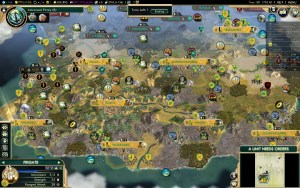 Civilization 5 Conquest of the New World Inca Deity Game 6: 4.7k Score