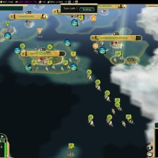 Civilization 5 Conquest of the New World Inca Settler - Incan Fleet