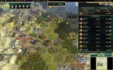 Civilization 5 Conquest of the New World Aztecs Deity 1 - War with England