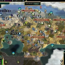 Civilization 5 Conquest of the New World Aztecs Deity 3a - Veteran Horsemen