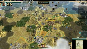 Civilization 5 Conquest of the New World Iroquois Deity 1 - Iroquois counterattack
