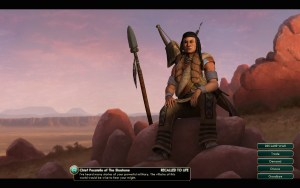 Civilization 5 Conquest of the New World Iroquois Deity 1 - Pocatello recalled to life